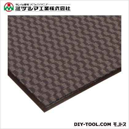 ミヅシマ工業 エンハンスマット3000 グレー 900mm×1200mm 413-0970