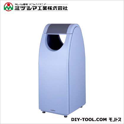 ミヅシマ工業 クリンクーゼ ブライトブルー(粉体塗装) 間口440mm×奥行530mm×高さ1090mm 202-0620