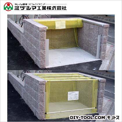 ダイケン ゴミ集積場用クリーンストッカーネットタイプ間口2000奥行1200 CKA-2012 1S