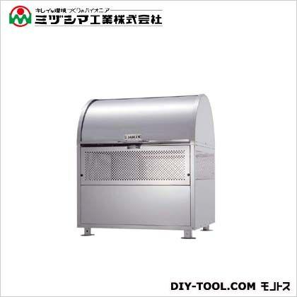 ミヅシマ工業 クリーンストッカーCKM TN90 間口900mm×奥行750mm×高さ1060mm 207-0020