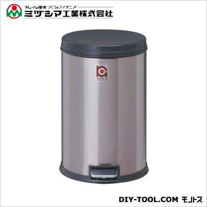ミヅシマ工業 ダストパック10L スレンレス ステンレス2B仕上げ 間口282mm×奥行350mm×高さ405mm 204-0210