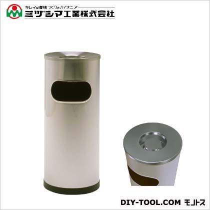 ミヅシマ工業 クリンスモーキングSS103 ステンレス2B仕上げ 直径265mm×高さ600mm 221-0040
