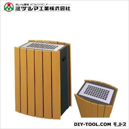 ミヅシマ工業 スモーキングスタンドRW-SS2 間口441mm×奥行350mm×高さ620mm 364-0100