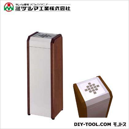 ミヅシマ工業 クリンスモーキングWS1 間口245mm×奥行245mm×高さ660mm 360-0050
