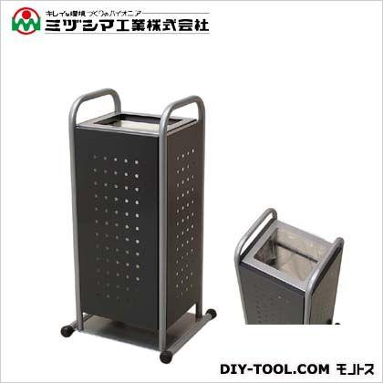 ミヅシマ工業 かさっぱ傘袋回収器 間口426mm×奥行365mm×高さ770mm 238-4050