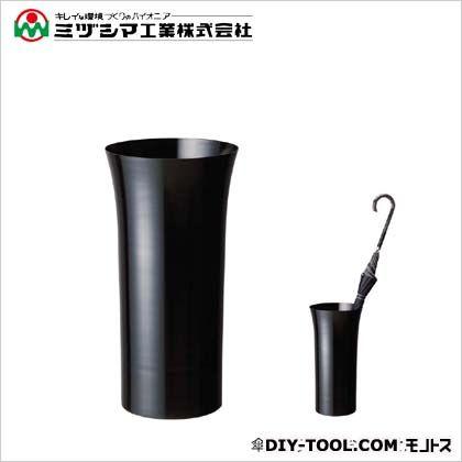 ミヅシマ工業 アルミUMBRELLASTAND ブラック(メラミン焼付塗装) 直径227mm×高さ450mm 365-0120
