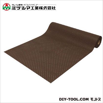 ミヅシマ工業 アルマット AL05 ブラウン 920X10M 411-1251