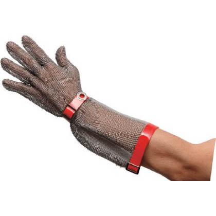 ミドリ安全 ステンレス製 耐切創手袋ロングタイプ L (MST550L)