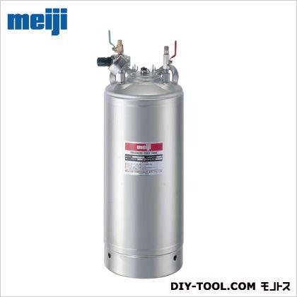 ※法人専用品※明治機械製作所 液圧送タンク 概略寸法(外径×高さ):228X679mm P-18SC