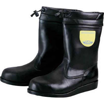 ノサックス 舗装用安全靴HSK208フード付 25cm HSK208フード付