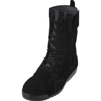ノサックス 高所用安全靴 みやじま鳶 床革 23.5cm M207床革