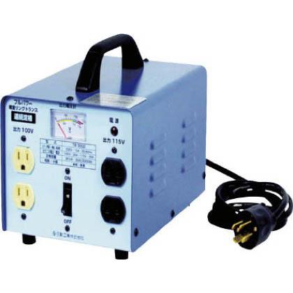 日動工業 変圧器 降圧専用トラパック 3KVA  TB-300D