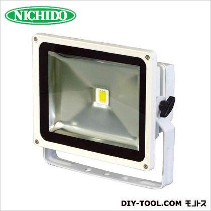 日動工業 LEDエコナイタータイプ本体:白 電球色 LEN-30D-ES-WS