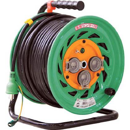 日動工業 日動 防雨型電工ドラム50M FWE53 1台  FWE53 1 台