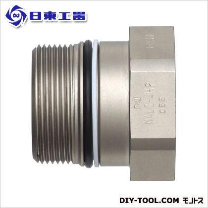 日東工器 マルチカプラ(プラグ・高圧用フランジ固定型) MALC-3HP-FL