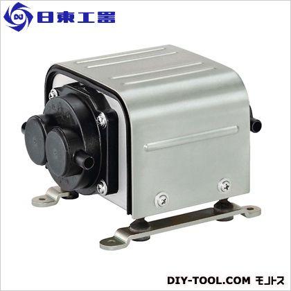 日東工器 ダイヤフラムポンプ 幅×奥行×高さ:11.5×14.2×9.3cm VC0201-A1
