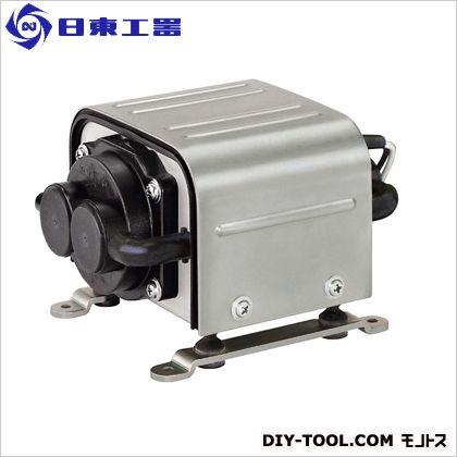 日東工器 ダイヤフラムポンプ 幅×奥行×高さ:11.5×14.2×9.3cm VC0301-A2