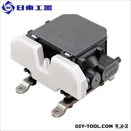 日東工器 ダイヤフラムポンプ 幅×奥行×高さ:12.8×11.4×6.6cm VC0101S-A2