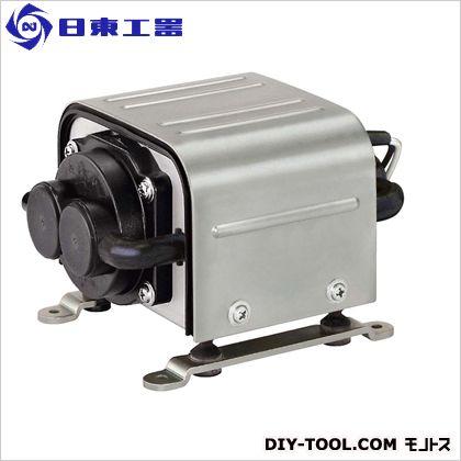 日東工器 ダイヤフラムポンプ 幅×奥行×高さ:11.5×14.2×9.3cm VC0201-A2
