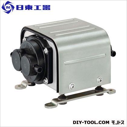 日東工器 ダイヤフラムポンプ 幅×奥行×高さ:11.5×14.2×9.3cm VC0301-A1