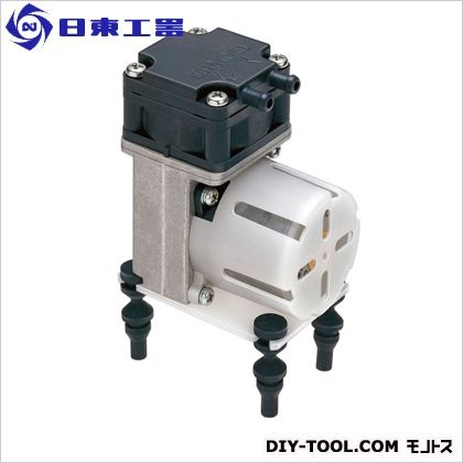 日東工器 DCモータ 幅×奥行×高さ:4.1×6.8×8.55cm DP0102-X1