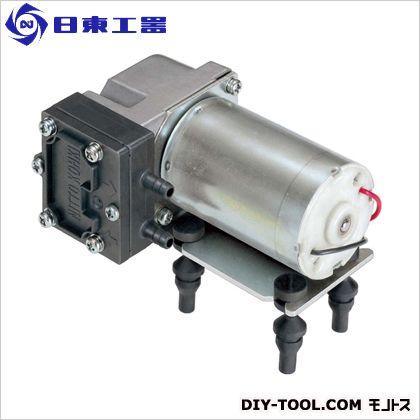 日東工器 DCモータ 幅×奥行×高さ:6.25×9.4×5.5cm DP0105-Y1