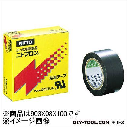 日東電工 ニトフロン粘着テープ No.903UL 0.08mm×100mm×10m No.903UL 1 巻