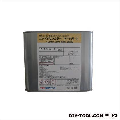 日本ペイント ニッペ クリンカラーマークガード 8kg 《受注生産》 床用塗料 塗料 床用