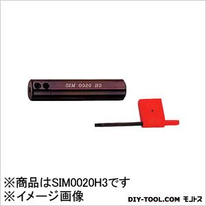 ノガ タイニーツール・バーホルダー (SIM0020H3) 旋盤用アクセサリ 旋盤用 旋盤 アクセサリ アクセサリー 刃物 旋盤用アクセサリー