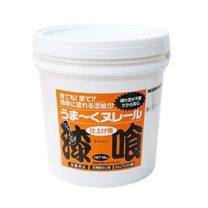日本プラスター うま~くヌレール 漆喰 クリーム 18kg 12UN22 うまくぬれーる 漆喰 粉