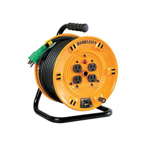日動電工 電工ドラム15A×20m NP-E24F