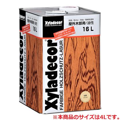 大阪ガスケミカル キシラデコール やすらぎ 4L 153920