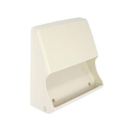 中西産業 メールボックス ホワイト (PO-BX-DA)