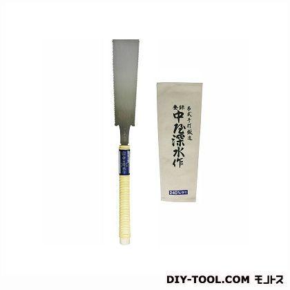 中屋深水 替刃式鋸 手すき仕上 9寸 鋸サイズ:240mm(8寸) (240mm)