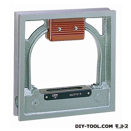 新潟理研測範 角形水準器 250×0.02 04-02-250