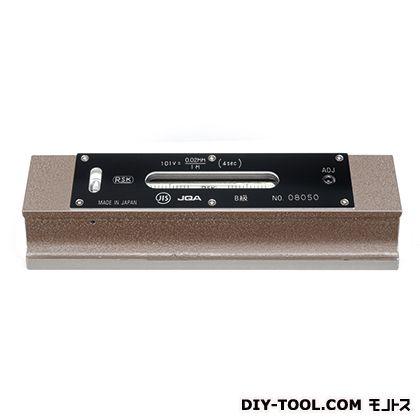 新潟理研測範 卸売り 平形水準器B級 250×0.02 07-02-250 出群