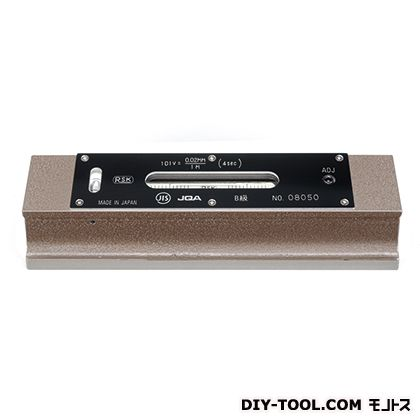 新潟理研測範 平形水準器B級 300×0.02 07-02-300