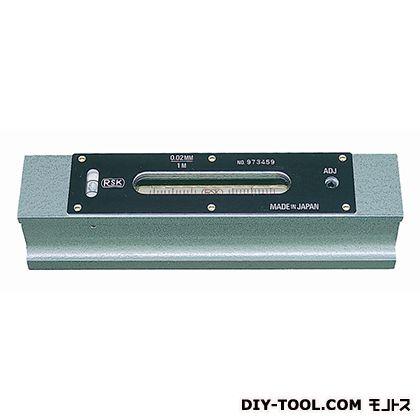 新潟理研測範 平形水準器 250×0.1 08-10-250