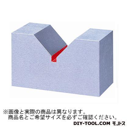 新潟理研測範 硬鋼製Vブロック焼入 150 48-2-150