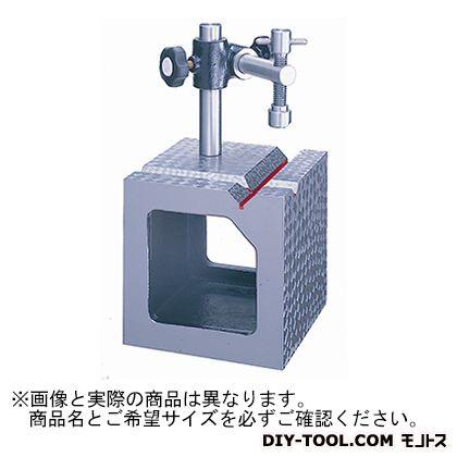 新潟理研測範 V溝付桝形ブロックA級 300 49-1-300