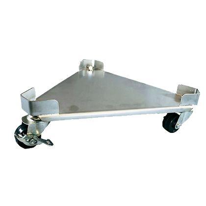 野中理化器製作所 ステンレス三角台車(SIC)寸胴用  SIC-42(42用)