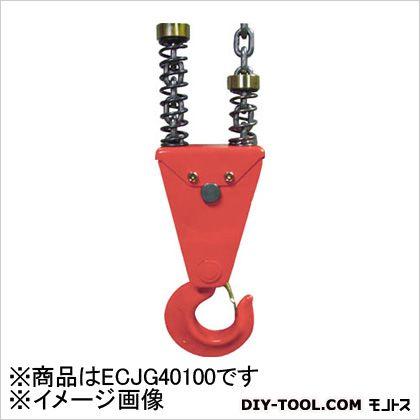 ニッチ 鎖動横行式電気チェーンブロック ECG4型 1.0t ECJG40100