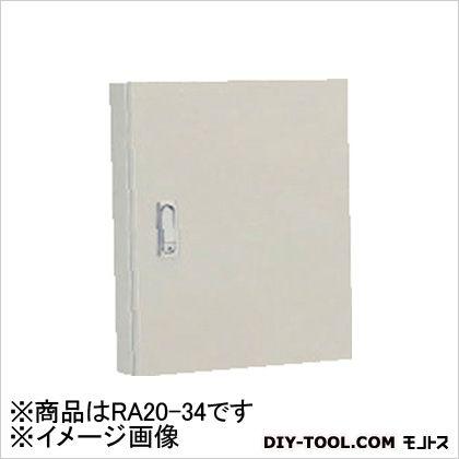 日東工業 RA型制御盤ボックス (×1)  RA2034