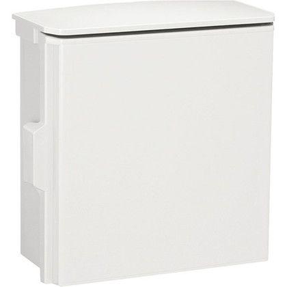 日東工業 プラボックス(屋根付)汎用タイプ() ホワイトグレー (OP20-65A)