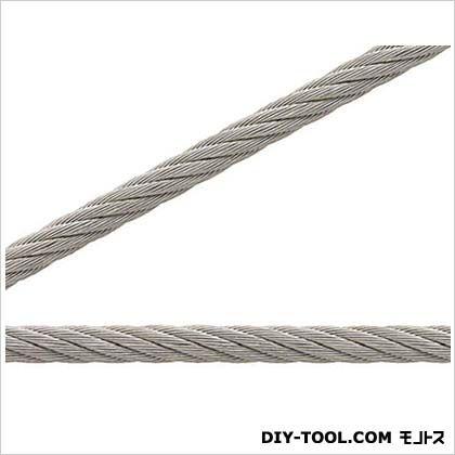 ニッサチェイン/NISSA ステンレスワイヤーロープ(リール巻) 50m R-SY50