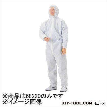 クレシア クリーンガードCX ツナギ服 LLサイズ (24着×1)  68220