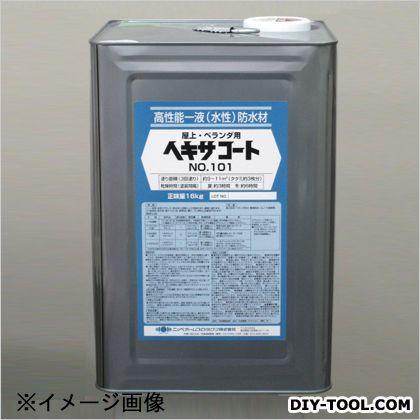 ニッペホーム ヘキサコートNO.101 水性防水材 グレー 16kg