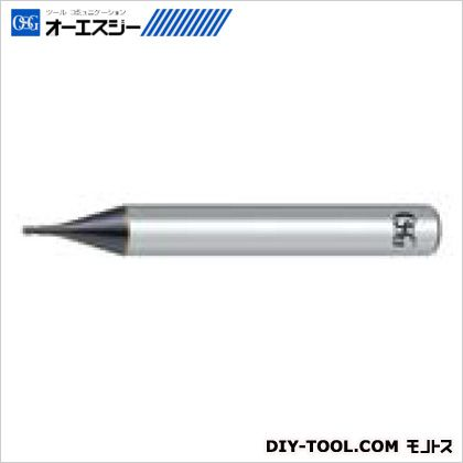 OSG エンドミル 8513833  FX-PCS-EBD-6 R0.4X1゜30'X3