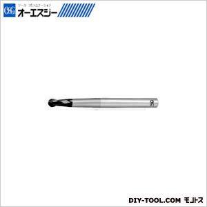 OSG エンドミル 854141  FX-PC-MG-EBD R0.5X80X3゜X40