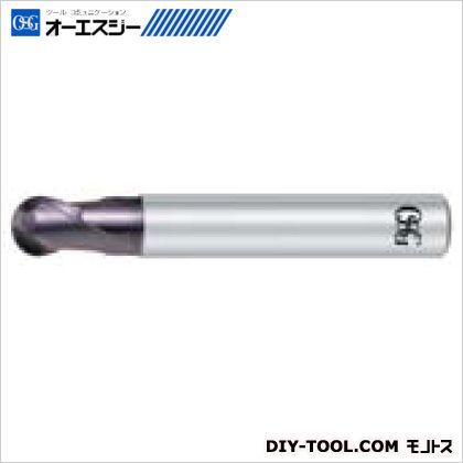 OSG エンドミル 3040410 (WXE-HS-EBD HP5 R0.5X2) 金工用アクセサリー 金工 アクセサリー